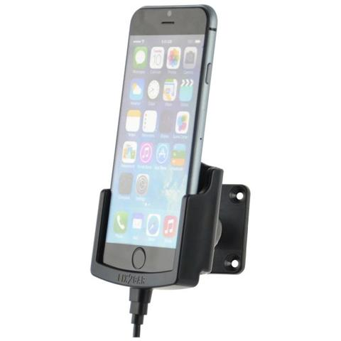 KRAM Fix2car Active Holder W Suction Cup For Apple Iphone 6s With Datacable
