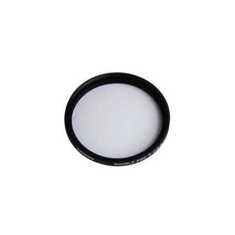 Filtro Doppia Fog 3 per Lente della Fotocamera Digitale Nera 7.2 cm 72DF3