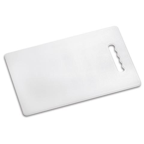 Tagliere in polietilene colore bianco Cm 25,5x30