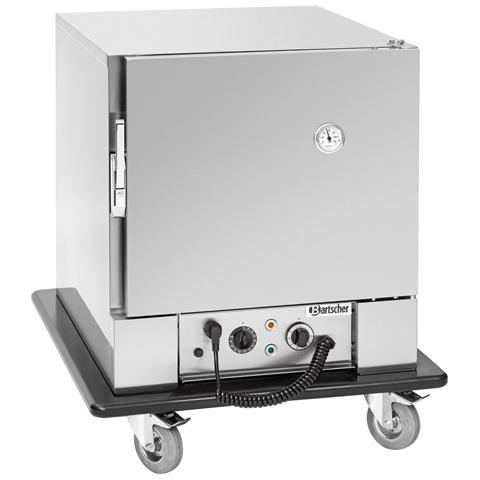 300150 Trolley Thermo riscaldato elettricamente 5 x 2/1 GN