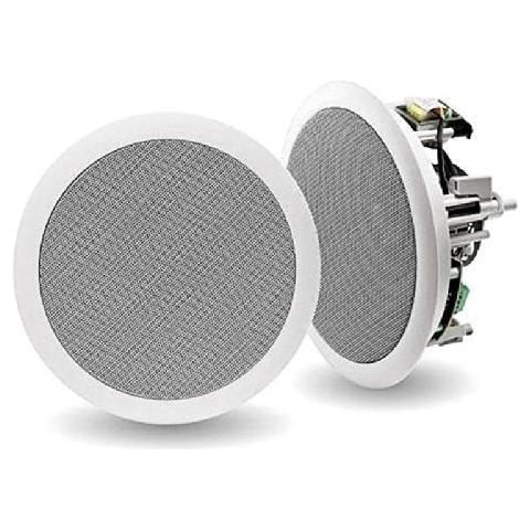 eam Cassa altoparlante diffusore acustico da parete o soffitto. Diametro 18cm.