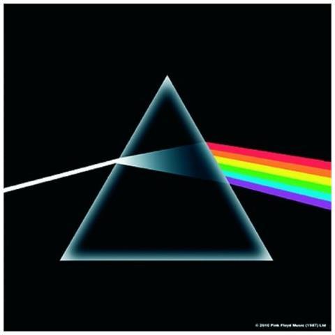 Pink Floyd - The Dark Side Of The Moon Album (sottobicchiere)