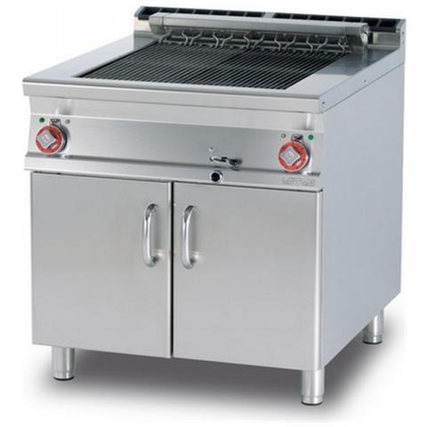 Piastra Elettrica Per Cucina Professionale Afp / Cwk-98et