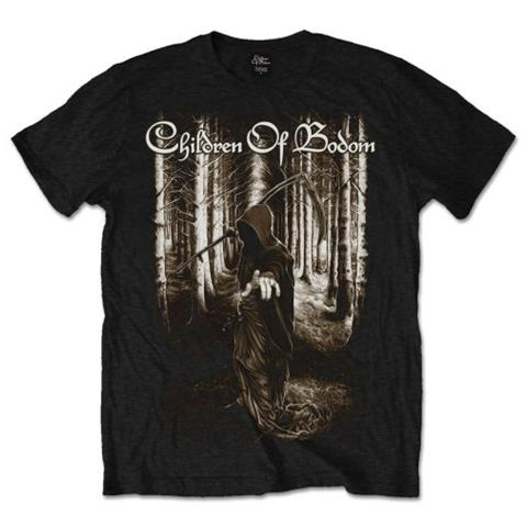 ROCK OFF Children Of Bodom - Death Wants You (T-Shirt Unisex Tg. L)