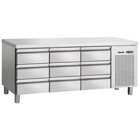 110808 Bancone refrigerato ventilato 1792 x 700 x 850 mm