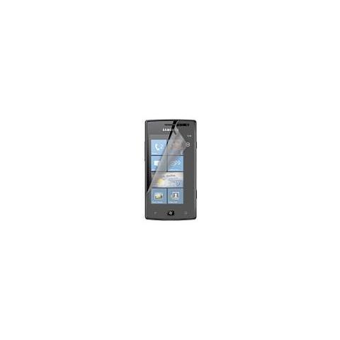Samsung Pellicola Display Samsung I8350 Omnia W