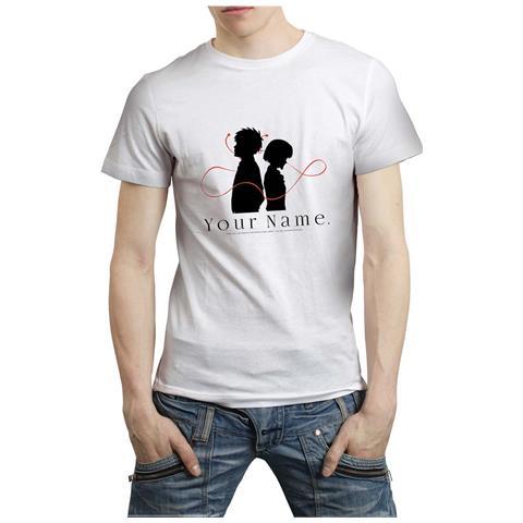 DYNIT Your Name. - Logo (T-Shirt Unisex Tg. S)