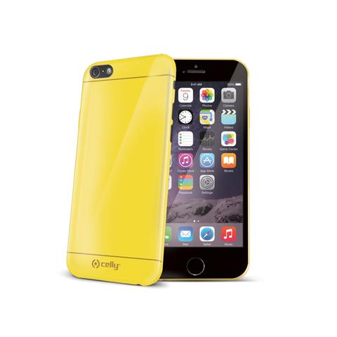 CELLY tpu cover apple iphone 6 yellow