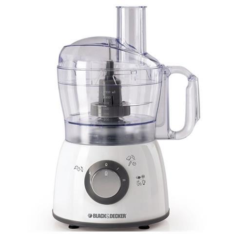 FX400 Robot da Cucina Capacità 1.2 Litri Potenza 400 Watt Colore Bianco
