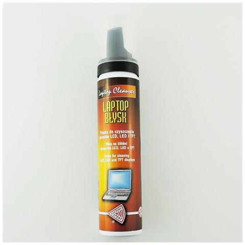 BOMA Spray Schiuma Pulizia Laptop Pc Tablet Lcd Led Portatile Notebook 100 Ml