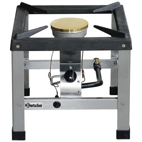 Fornello piano cottura a Gas 7,0 kW 400x400x390 1086003S