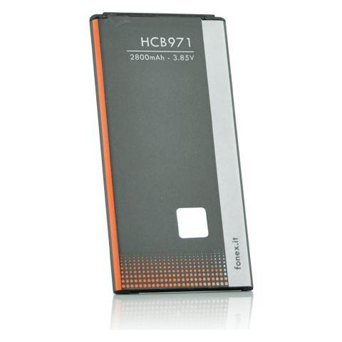 FONEX Batteria Li-Ion High Capacity 2800 mAh per Samsung G900 Galaxy S5 / S5 Neo