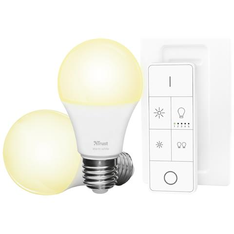 ZIGBEE STARTER SET 2 LED BULBS+ REMOTE CONTROL ZLED-2709R