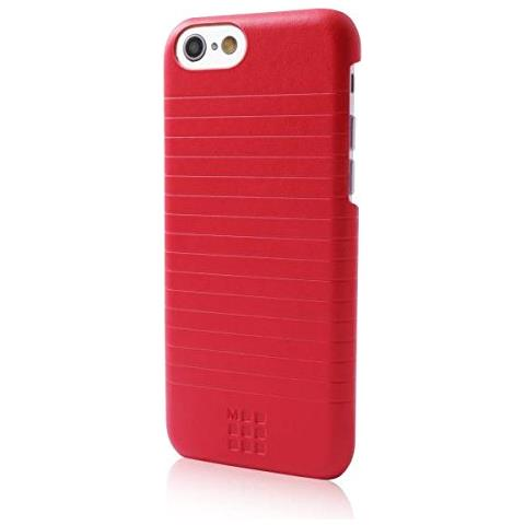 MOLESKINE Pu Leather Cover Red Iphone 7