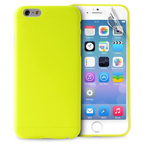 PURO Cover Ultra Slim per iPhone 6 - Verde