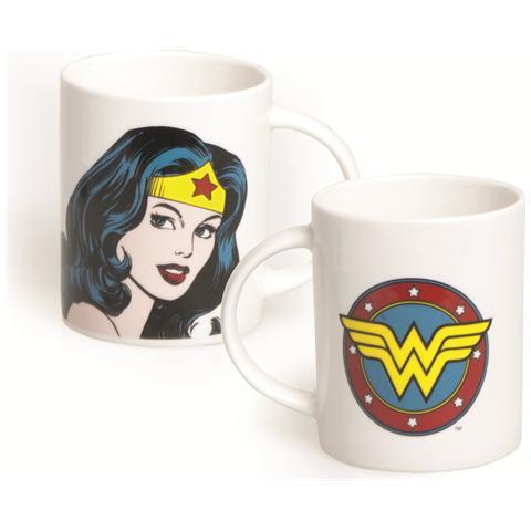 Mug Wonder Woman ml. 300.