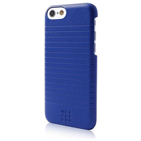 MOLESKINE Pu Leather Cover Blue Iphone 7
