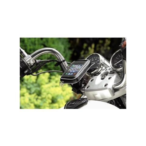 HAMA 135806 Bicicletta / Macchina Passive holder Nero supporto per personal communication