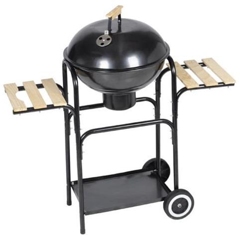 Barbecue A Legna E Carbone Michigan Xl, Barbeque Rotondo