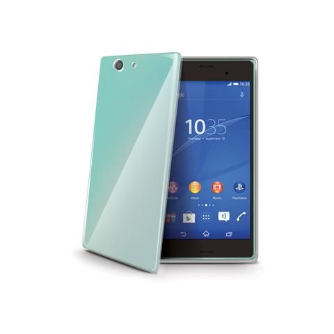 CELLY Cover Xperia Z3 Compact TPU