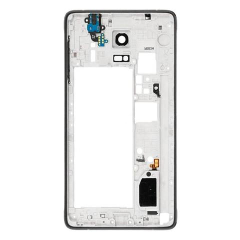 BOMA Telaio Centrale Middle Frame Samsung Galaxy Note 4 N910f N910a N910t N910p Nero