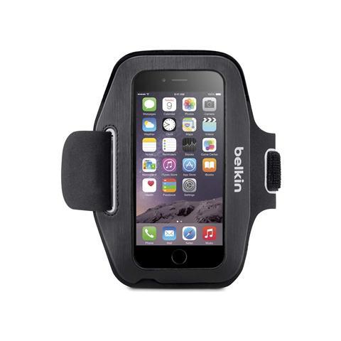 Belkin Fascia da braccio Sport-Fit per iPhone 6 / 6S - Nero
