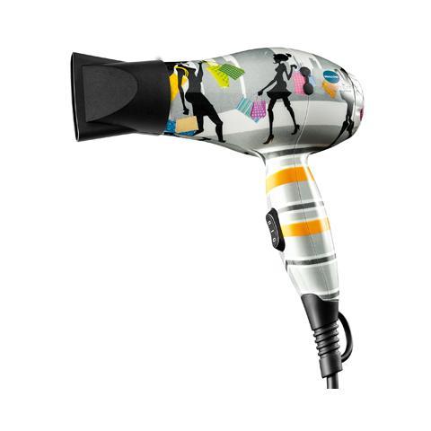 MACOM SHOPPY220 Asciugacapelli da Viaggio 2 Velocità Potenza 1000 Watt