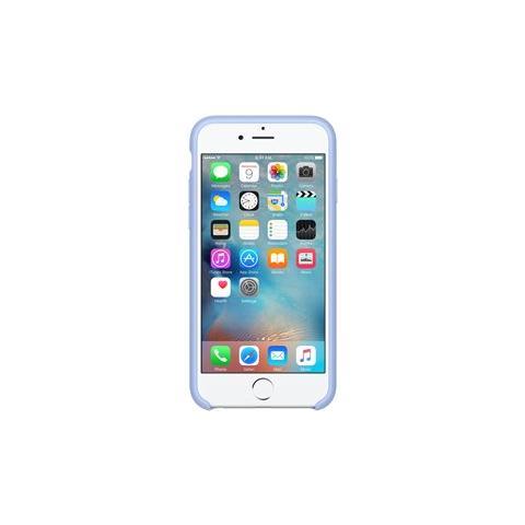APPLE Cover in Silicone per iPhone 6/6s Colore Lilla