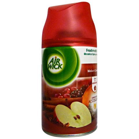 Air Wick Freshmatic Max Ricarica Mela-cannella Deodoranti Candele E Profumatori