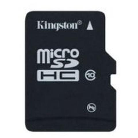 Image of 4GB microSDHC Class 10 Flash Card Single Pack w / o Adapter