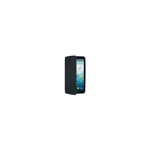 MEDIACOM Custodia Flip per Cellulare PhonePad Duo S500 Colore Nero