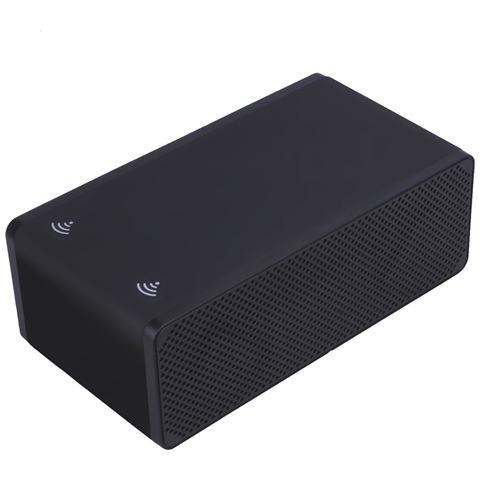KENTRON Amplificatore Magnetico per Lettore MP3 Nero