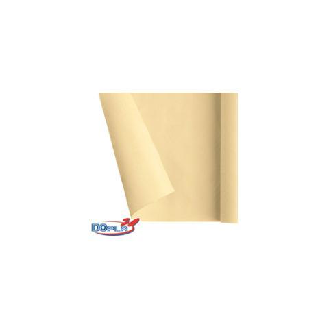 DOpla Tovaglia in rotolo Crema in carta doppia