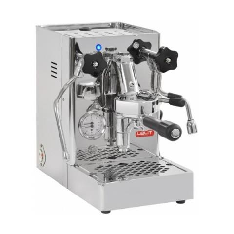 Macchina da Caffè Espresso Manuale Potenza 1400 Watt Capacità 2,5 Litri