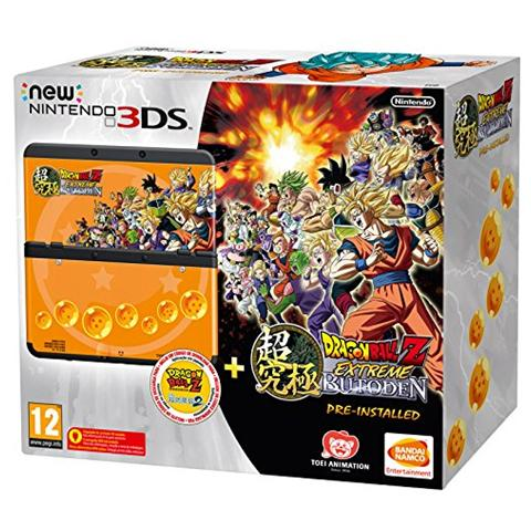 Image of New 3DS + Dragon Ball Z Butoden