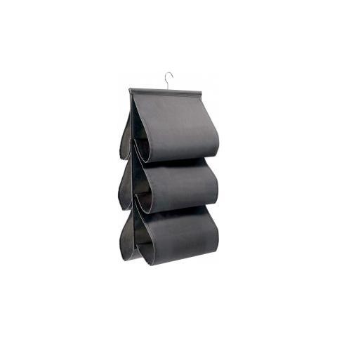 Contenitore Verticale Coll. Simplebox - Cm 42xh90 - 6 Posti - Grigio
