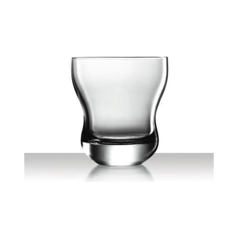 Bicchiere 8,5cl Linea Bernini Finissimo Vetro Cristallino 4 Pezzi Luigi Bormioli - Bernini Liquore 8,5cl