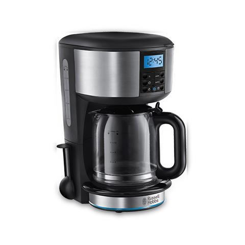 Buckingam 20680-56 Macchina per Caffè Americano Capacità 10 Tazze Potenza 1000 Watt Colore Nero