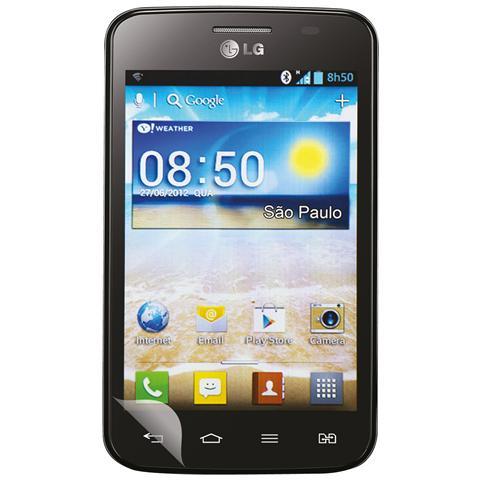 AIINO Pellicola per smartphone LG Optimus L4 II - Ultra Clear