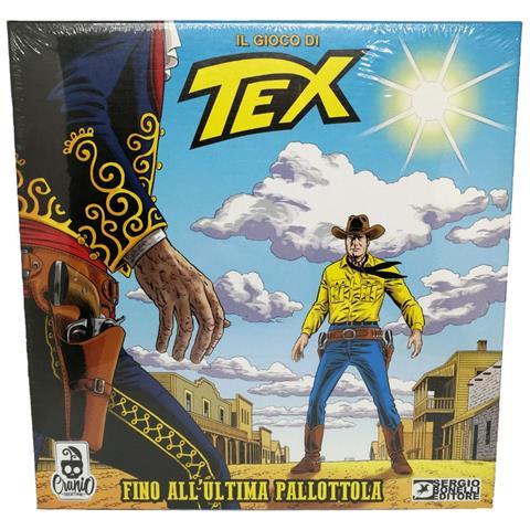 Cranio Creations Tex Party Game - Giochi Da Tavolo / società