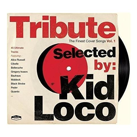 WAGRAM Tribute Selected By Kid Loco (3 Cd)