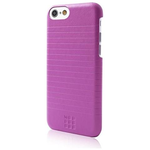 MOLESKINE Pu Leather Cover Purple Iphone 7