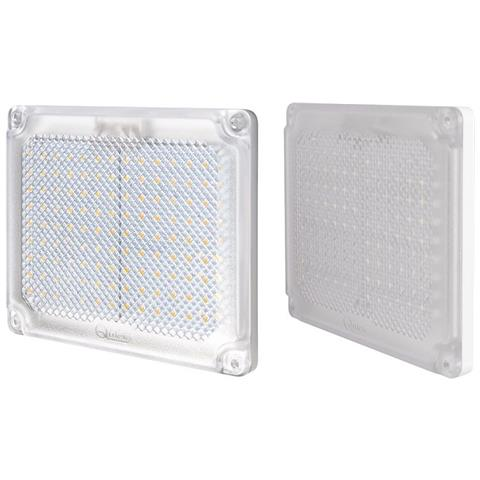 Plafoniera Led Action 10w 12v Bianca Naturale 3800-4100k Ip66 #q27002411