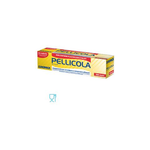 EUROPACK Roll 300 Pellicola Trasparente Tradizionale 292 mm x 300mt