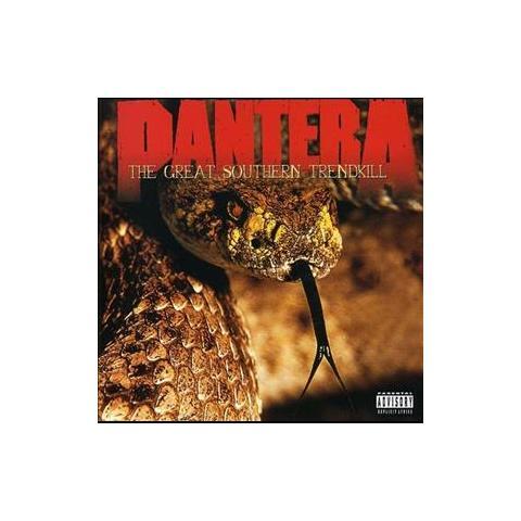 WARNER BROS Cd Pantera - The Great Southern