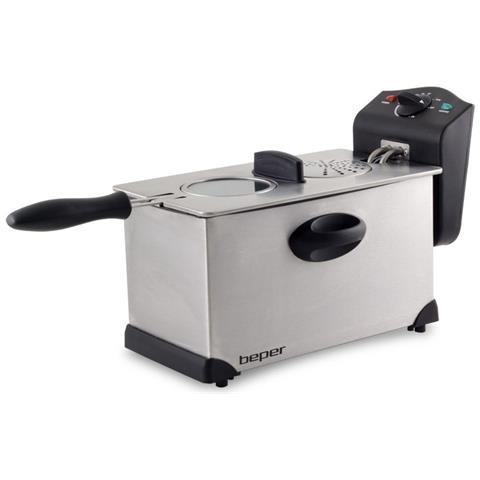 Friggitrice Elettrica Professionale Capacità 3.5 Litri Potenza 2000 Watt Cod 90.495n