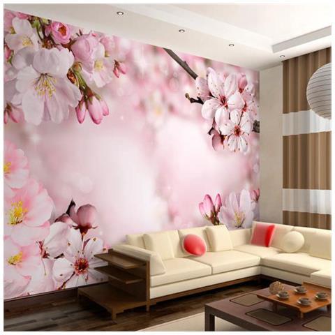 Fotomurale Spring Cherry Blossom