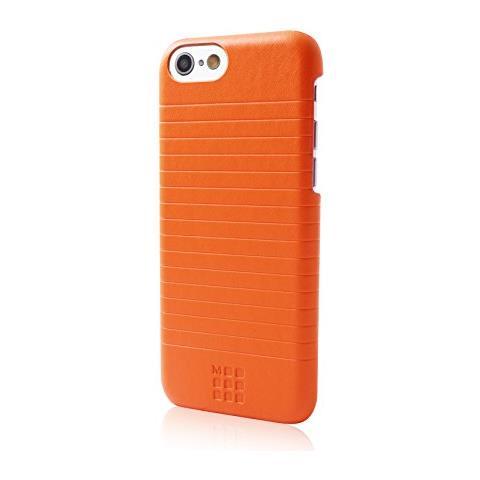 MOLESKINE Pu Leather Cover Orange Iphone 7