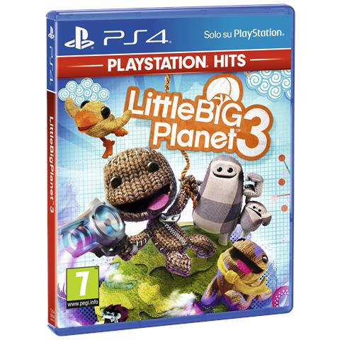 SONY PS4 - Little Big Planet 3 (PS Hits)