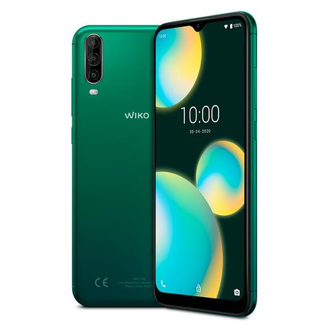 Image of View4 Lite Verde 32 GB Dual Sim Display 6.52'' HD+ Slot Micro SD Fotocamera 13 Mpx Android